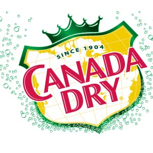 8 Canada Dry